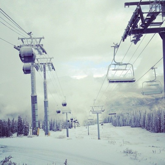 Keystone Ski Resort opening day only 10 days away!