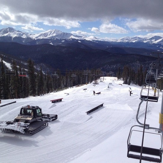 Winter is off to a great start at Keystone Resort!