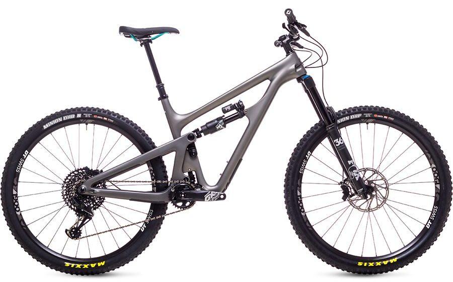 2020 SB150 Demo Rental Bike