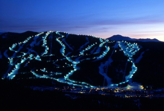 Night Skiing, Sleigh Rides and 100% of terrain open at Keystone Resort