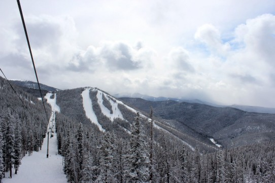 Great conditions at Keystone!